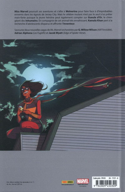 Dos Ms. Marvel tome 2