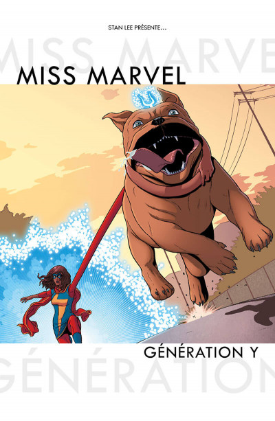 Page 2 Ms. Marvel tome 2