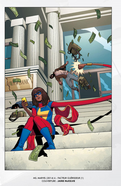 Page 5 Ms. Marvel tome 2