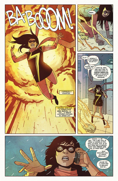 Page 7 Ms. Marvel tome 2