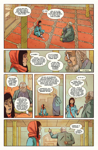 Page 9 Ms. Marvel tome 2