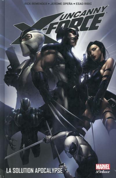 Couverture Uncanny X-Force tome 1