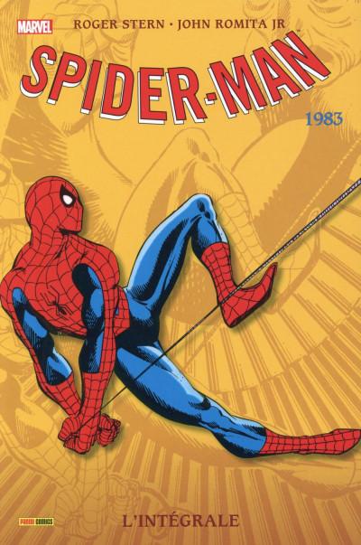 Couverture Spider-Man intégrale 1983