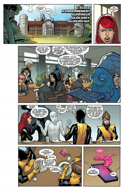 Page 0 All-New X-Men tome 4
