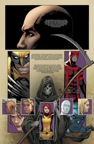 Page 9 All-New X-Men tome 4