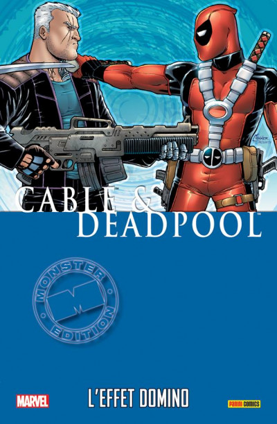 Couverture Cable & Deadpool tome 3