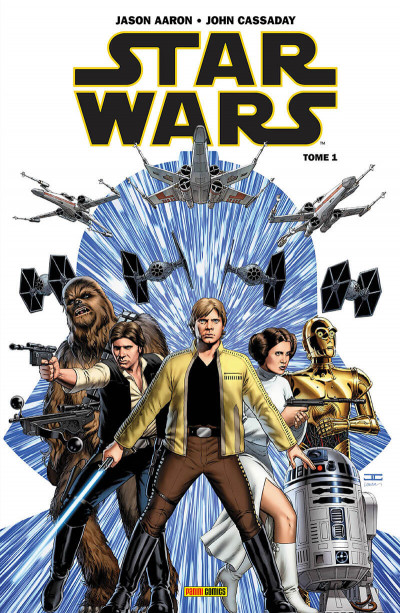 Couverture Star Wars tome 1