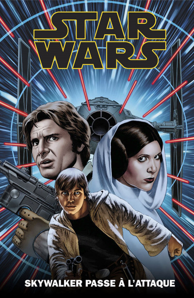 Page 2 Star Wars tome 1