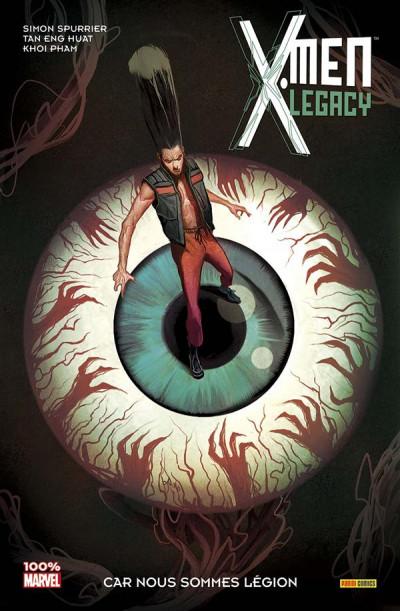 Couverture X-Men Legacy tome 4