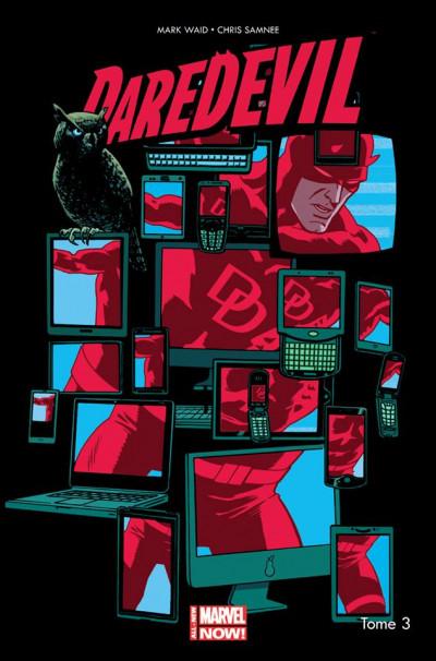Couverture Daredevil tome 3