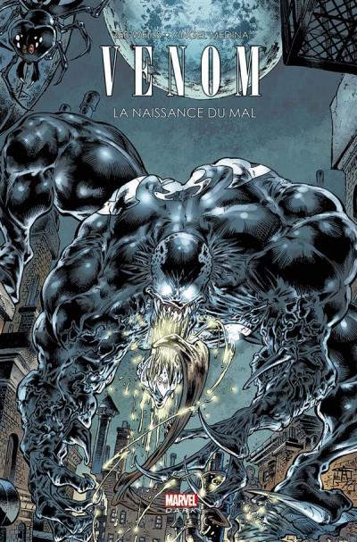 Couverture Venom - La Naissance du mal