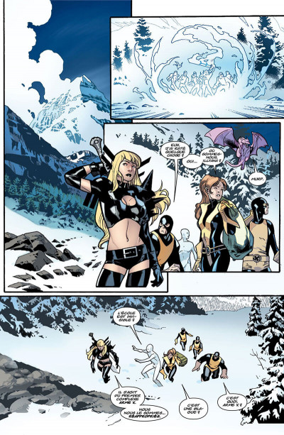 Page 7 All-New X-Men tome 5
