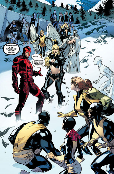 Page 8 All-New X-Men tome 5