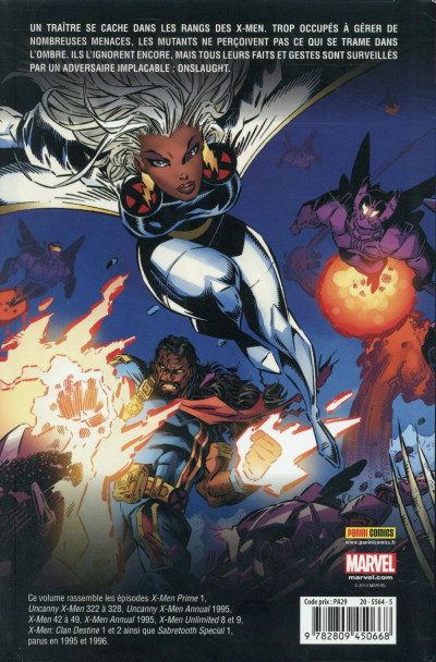 Dos X-men - Prélude à Onslaught tome 1