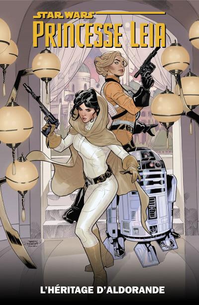 Page 2 Star Wars - Princesse Leia