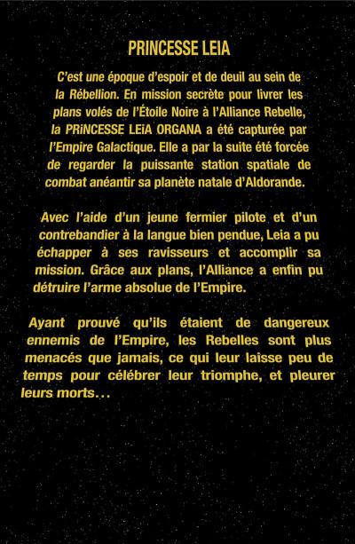 Page 6 Star Wars - Princesse Leia
