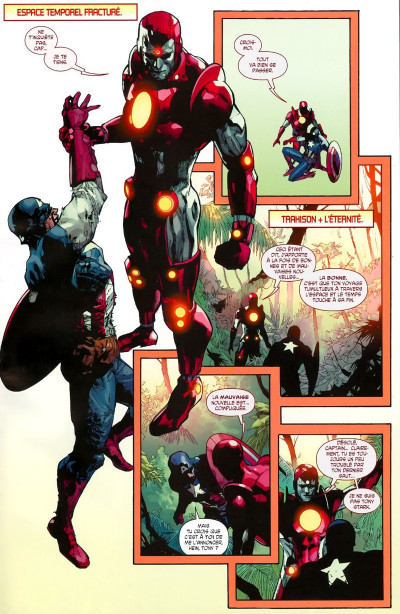 Page 1 Avengers 2013 tome 21 - Original Sin