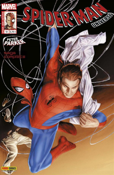 Couverture Spider-Man universe tome 13 - Peter Parker