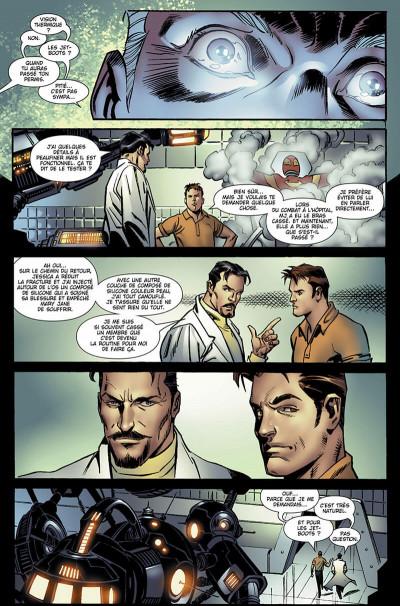 Page 0 Civil war - Prélude