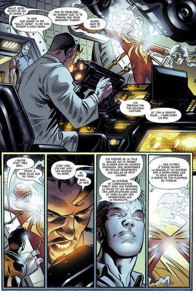 Page 9 Civil war - Prélude