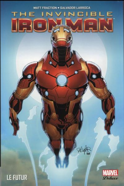 Couverture Invincible Iron-Man tome 6