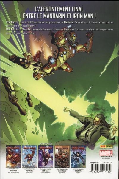 Dos Invincible Iron-Man tome 6
