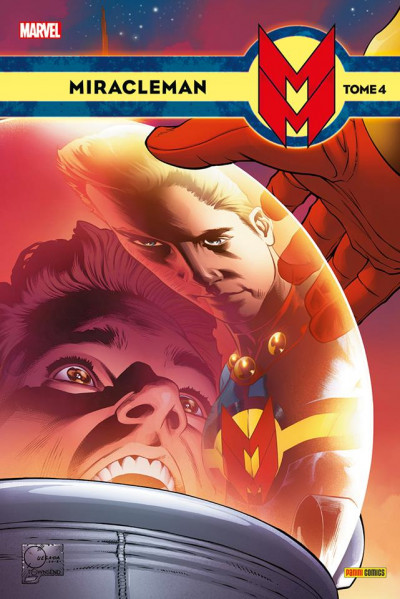 Couverture Miracleman tome 4