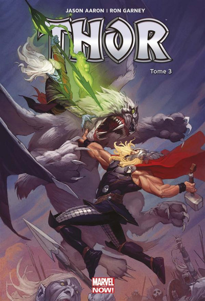 Couverture Thor tome 3