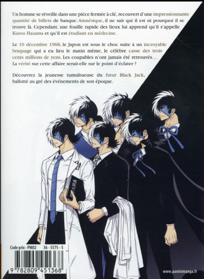 Dos Young black jack tome 5