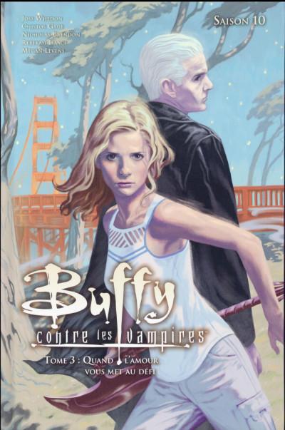 Couverture Buffy contre les vampires - saison 10 tome 3