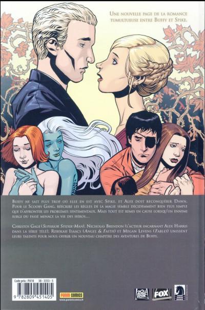 Dos Buffy contre les vampires - saison 10 tome 3