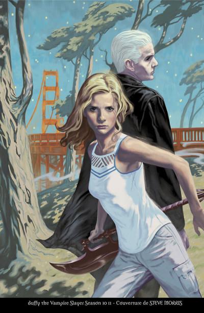 Page 4 Buffy contre les vampires - saison 10 tome 3