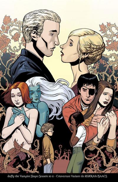 Page 5 Buffy contre les vampires - saison 10 tome 3