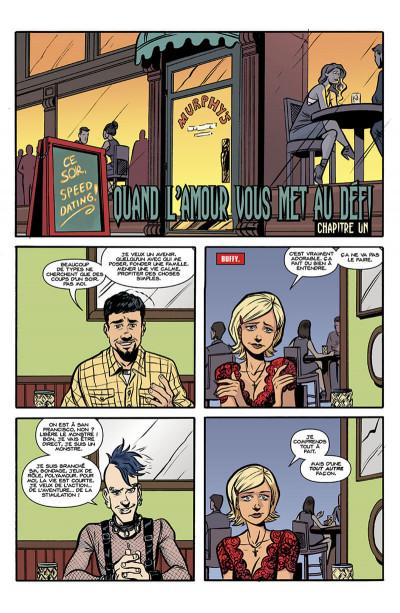 Page 6 Buffy contre les vampires - saison 10 tome 3