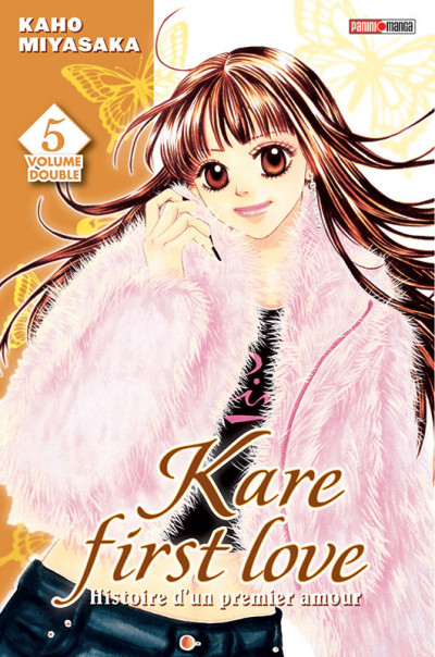Couverture Kare First Love tome 5 - volume double