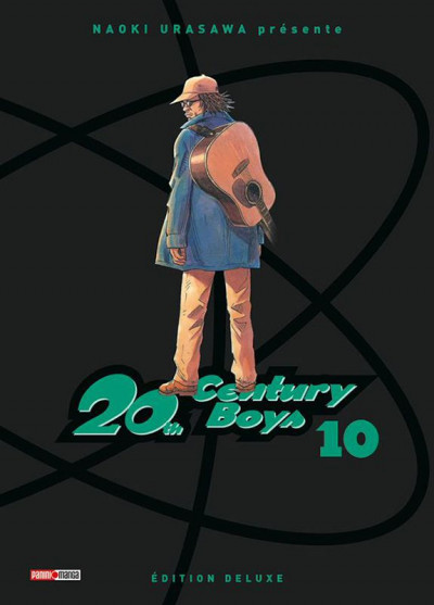Couverture 20th Century Boys - Deluxe tome 10