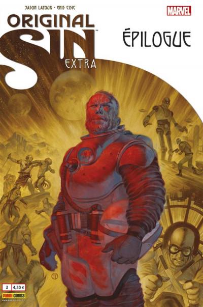 Couverture Original Sin Extra tome 3 - épilogue