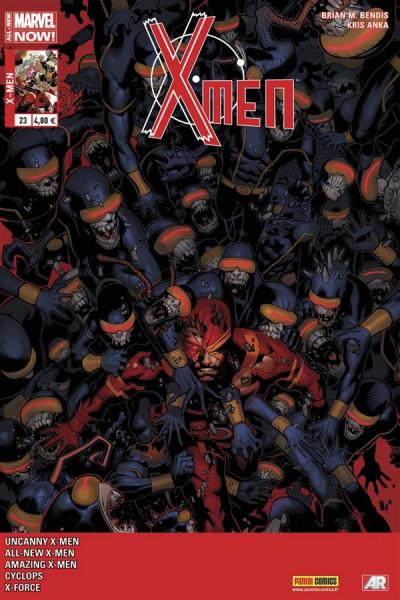 Couverture X-Men 2013 tome 23
