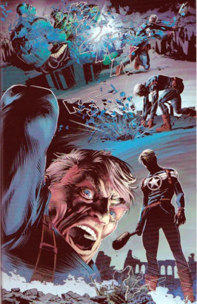 Page 1 Avengers 2013 tome 24 - Axis continue ici !