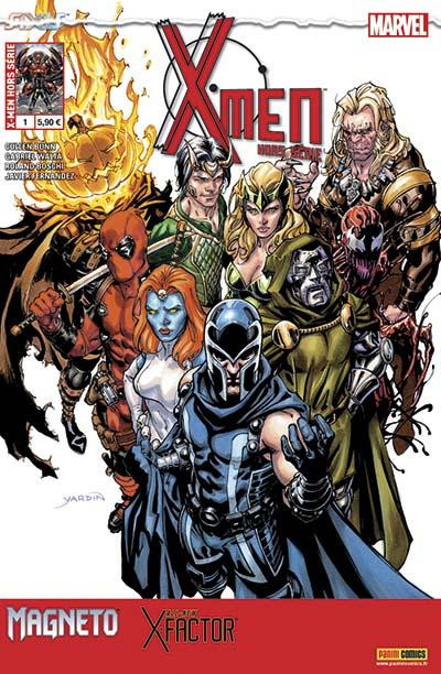 Couverture X-Men HS V3 tome 1