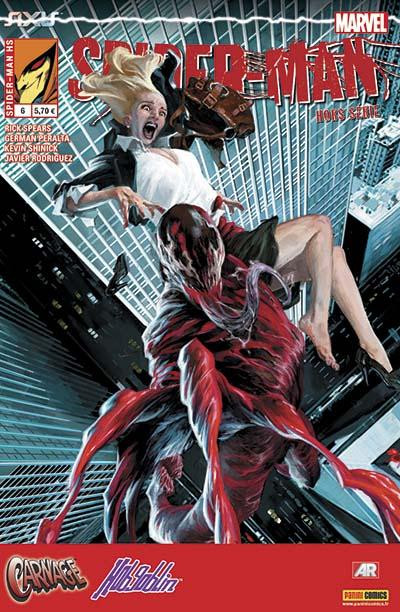 Couverture Spider-Man 2012 HS tome 6