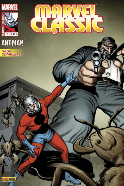 Couverture Marvel Classic V2 tome 2