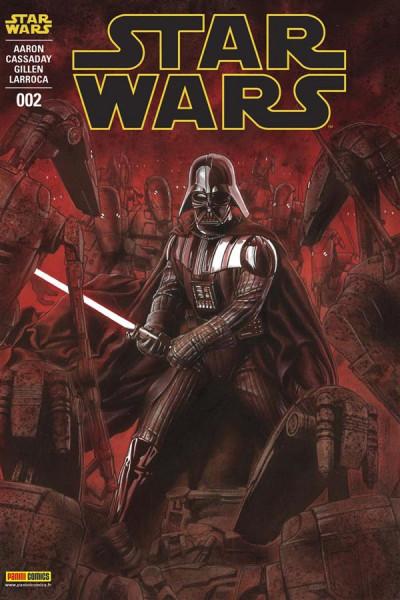 Couverture Star Wars fascicule tome 2 - Cover par Adi Granov