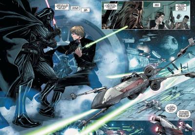 Page 1 Star Wars - Les ruines de l'Empire