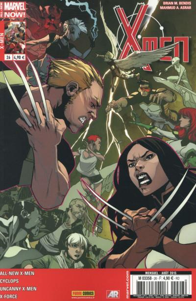 Couverture X-Men 2013 tome 26
