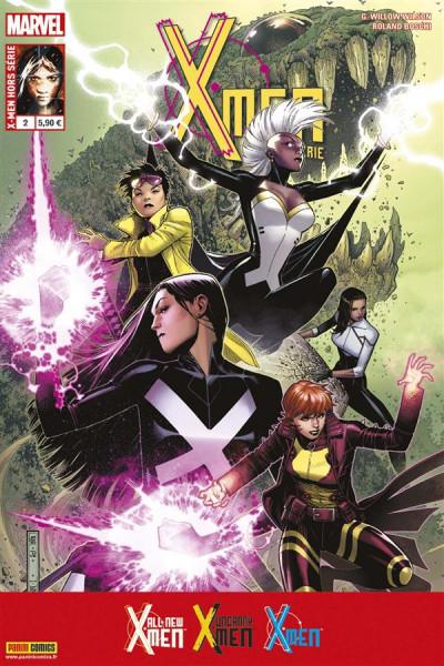 Couverture X-Men HS V3 tome 2