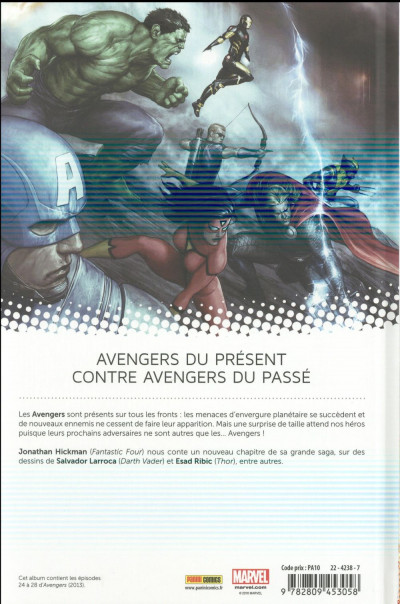 Dos Avengers tome 5