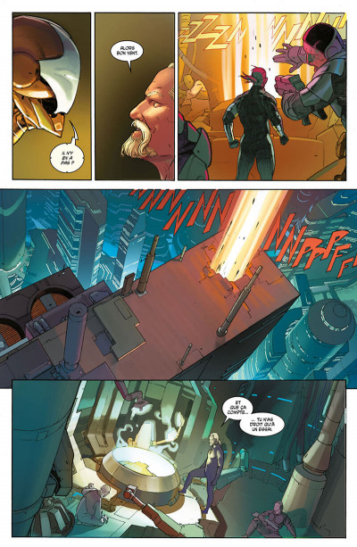Page 0 Avengers tome 5