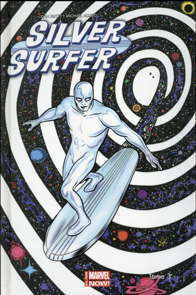 Couverture Silver Surfer - All-new marvel now ! tome 3