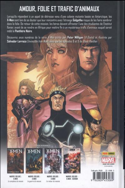 Dos X-Men - Golgotha